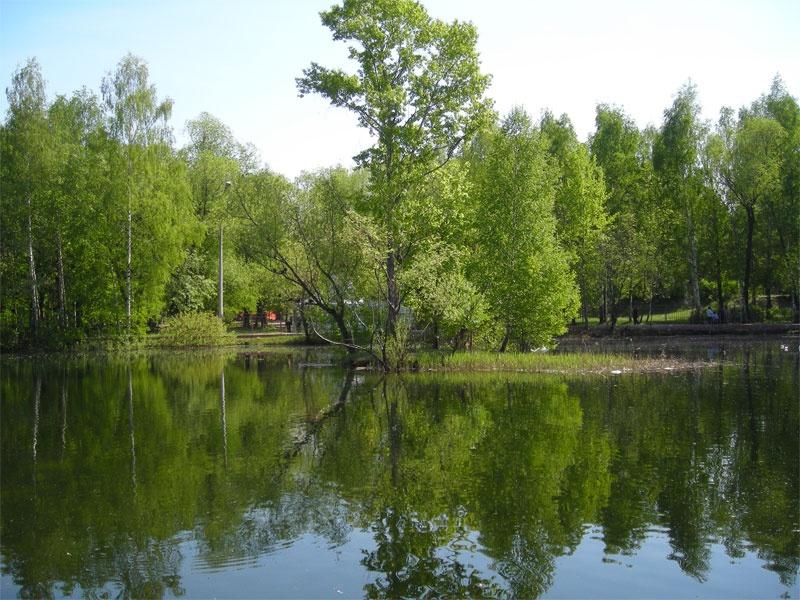 Городские парки, Нижний Новгород