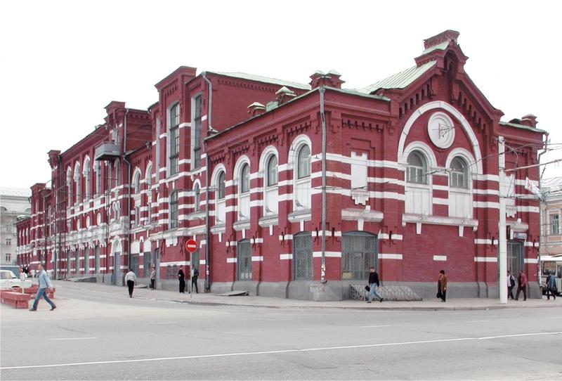 Универсальная научная библиотека на ул. Горького, Саратов