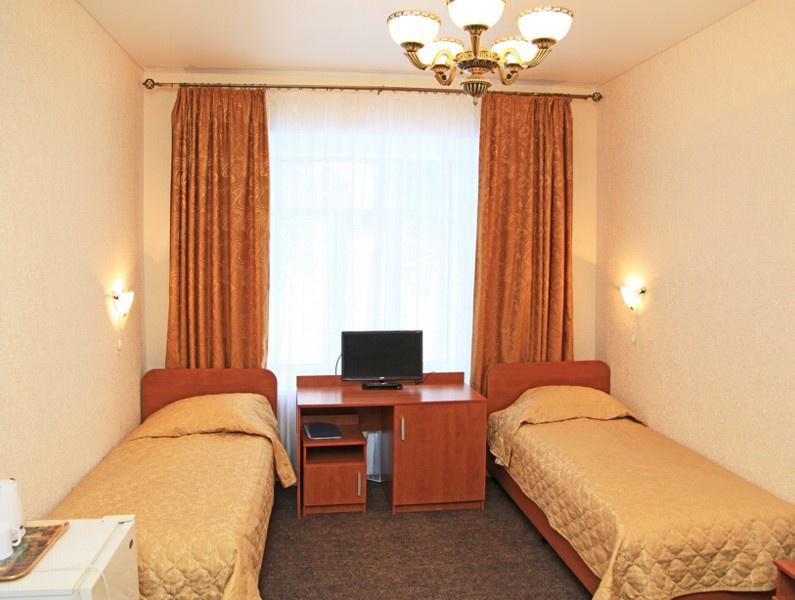 Гостиница «Двина», Великий Устюг