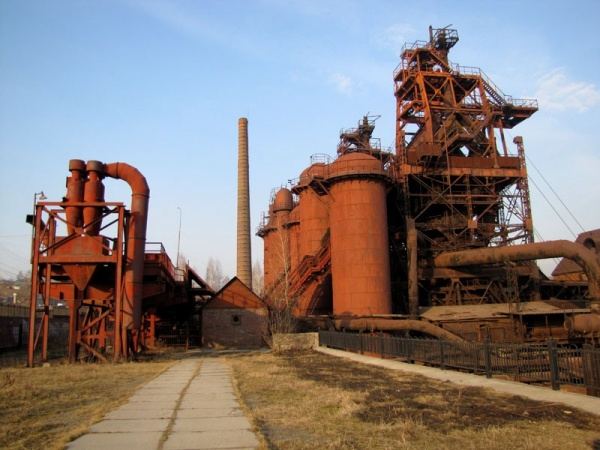 Демидовский завод, Нижний Тагил