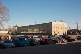 Железнодорожный вокзал Глазова