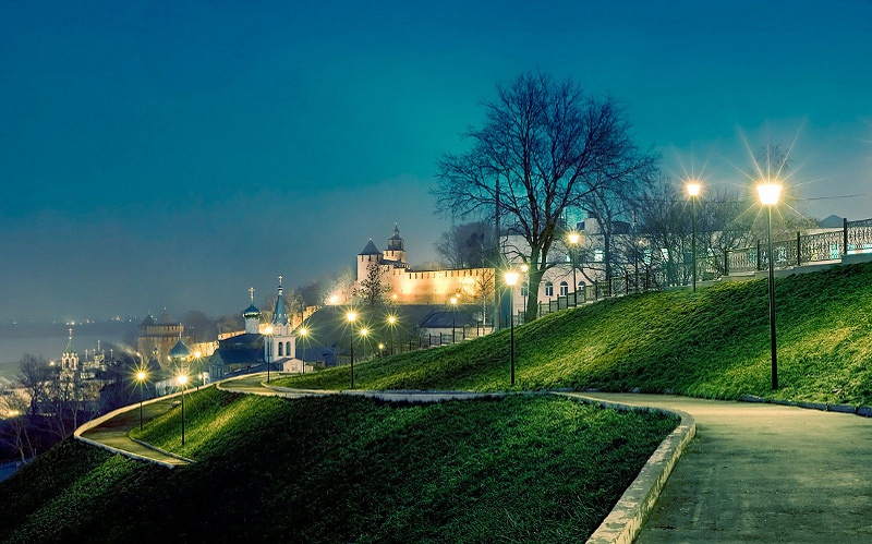 Набережная, Нижний Новгород