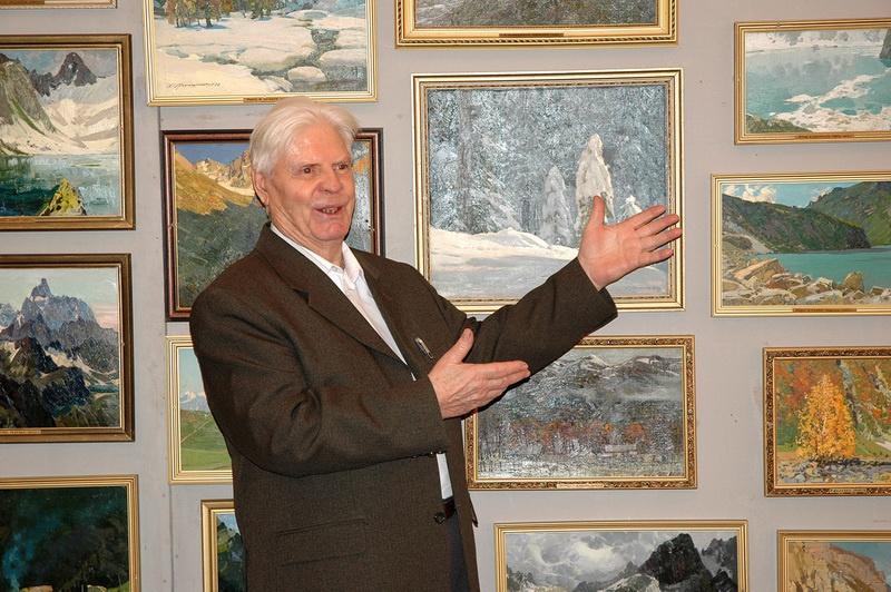 Картинная галерея П.М Гречишкина, Ставрополь