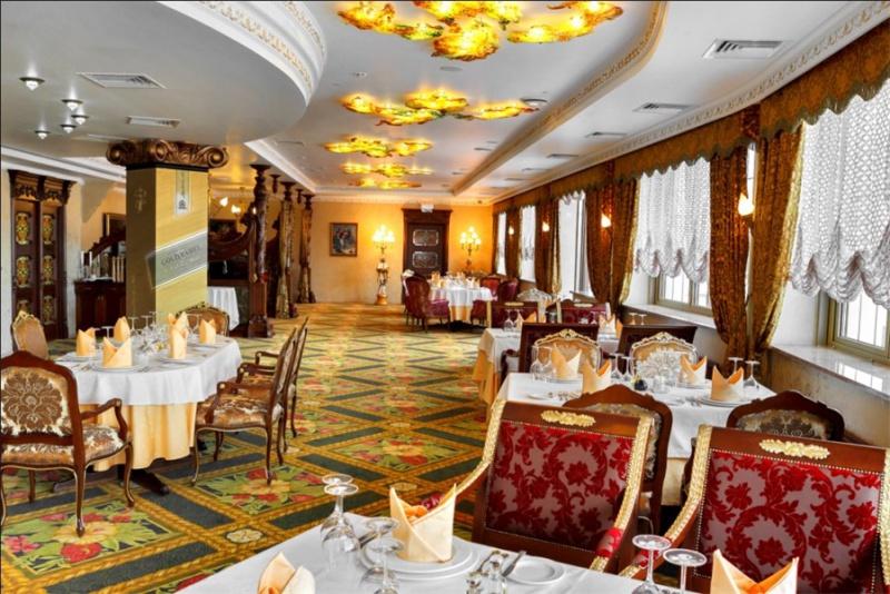 Гранд отель «Видгоф», Челябинск