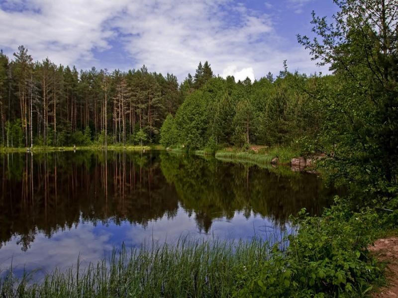 Орловское озеро, Кирово-Чепецк