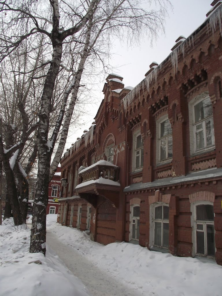 Доходные дома, Ульяновск