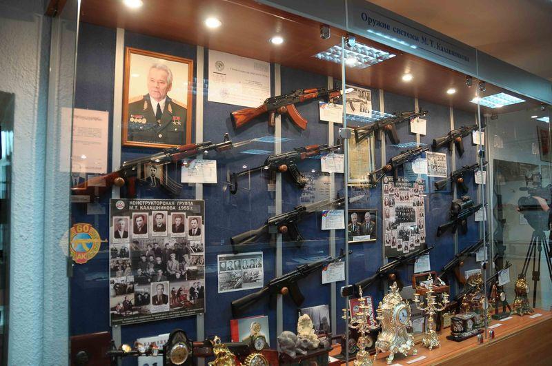 Музейно-выставочный комплекс стрелкового оружия, Ижевск