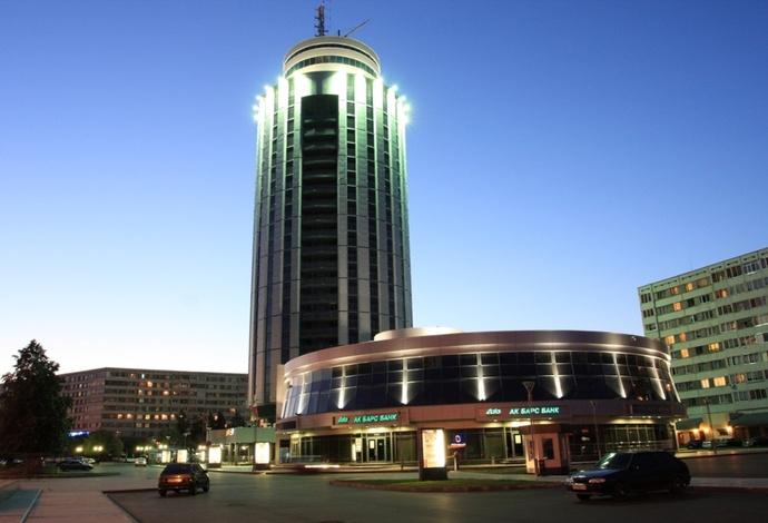 Бизнес-центр «2.18», Набережные Челны