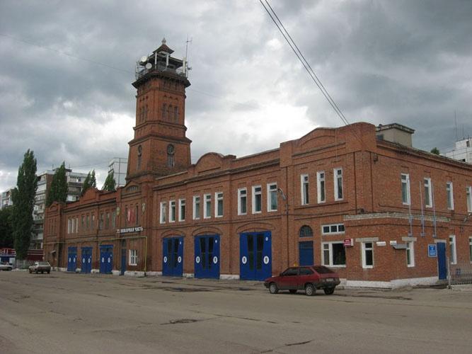 Старая пожарная часть, Балаково