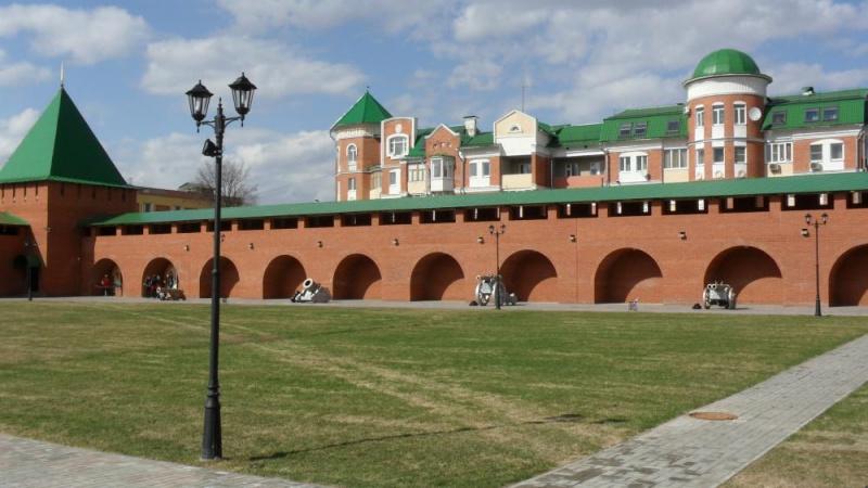 Царевококшайский кремль, Йошкар-Ола