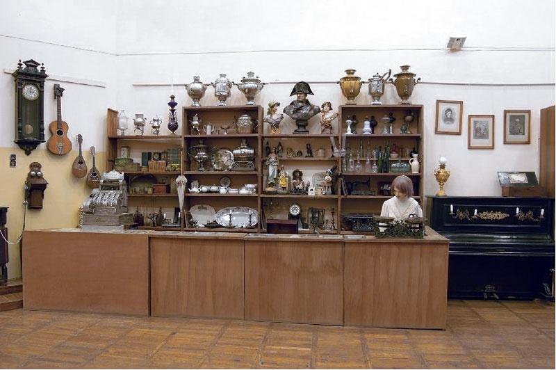 Музейно-выставочный центр «Диорама», Киров