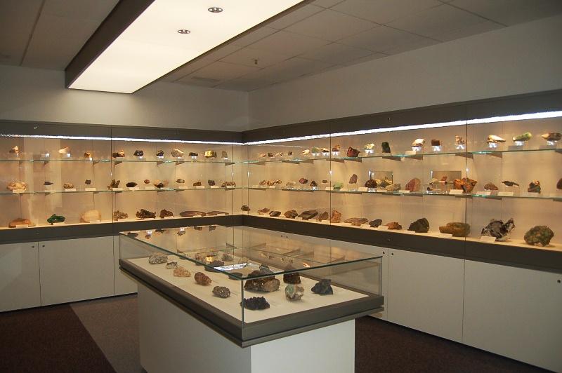 Музей геологии, нефти и газа, Тюмень