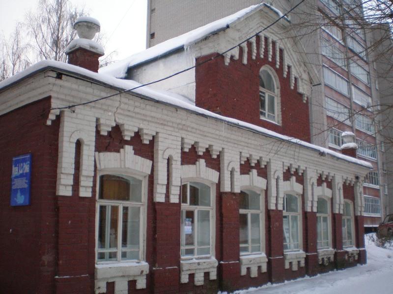 Дом музей А. Грина, Киров