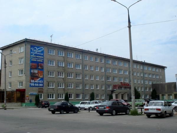 Гостиница «Чайка», Сызрань