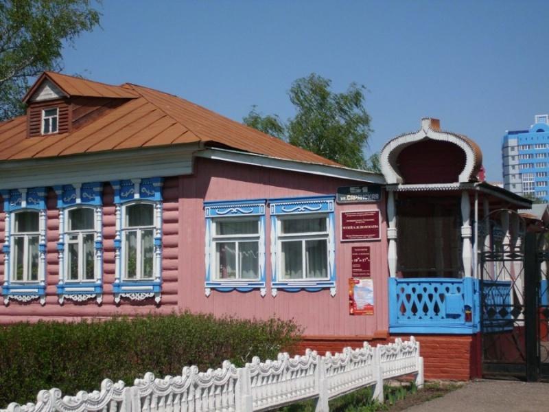 Музей имени Полежаева, Саранск