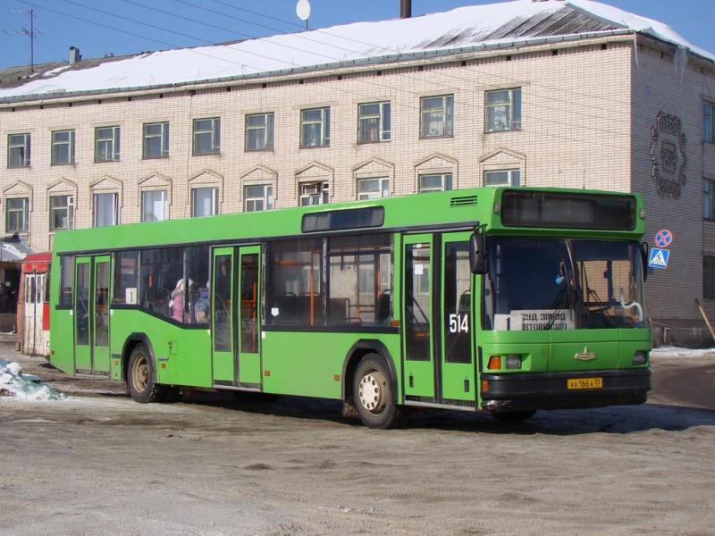 Автовокзал Великого Устюга