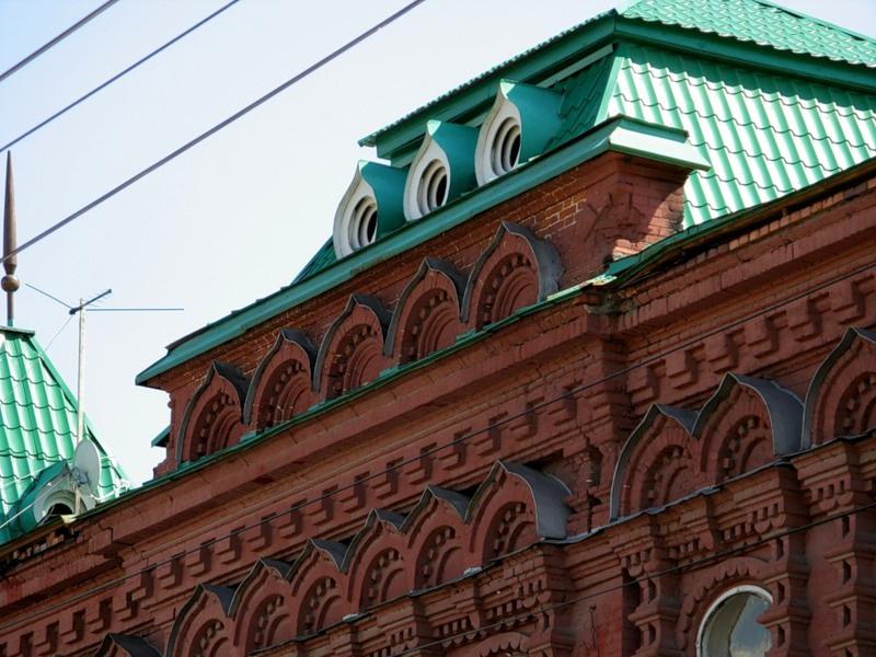 Доходный дом Горина на ул. Московской, Саратов
