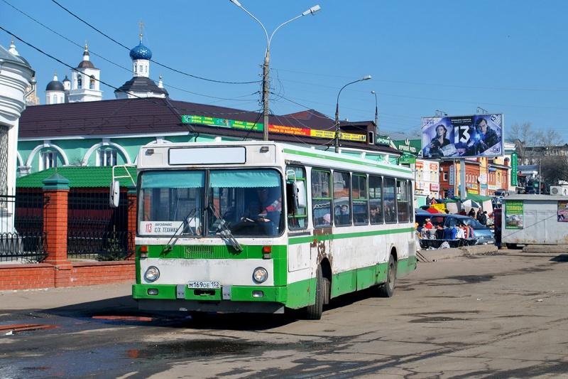 Автовокзал Арзамаса
