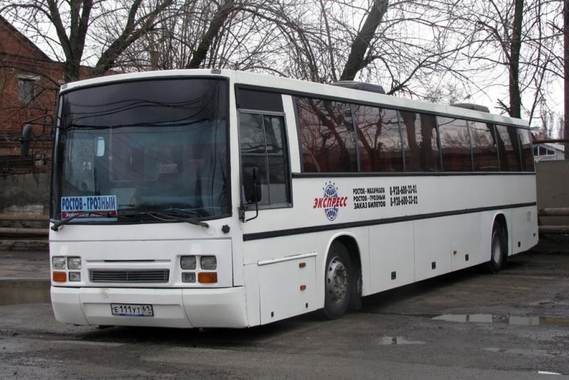 Автовокзал, Грозный
