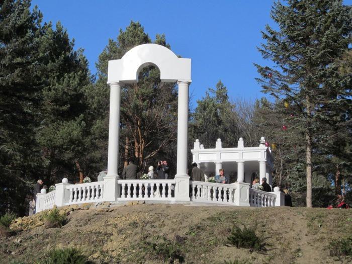 Смотровая площадка над Долиной роз, Кисловодск