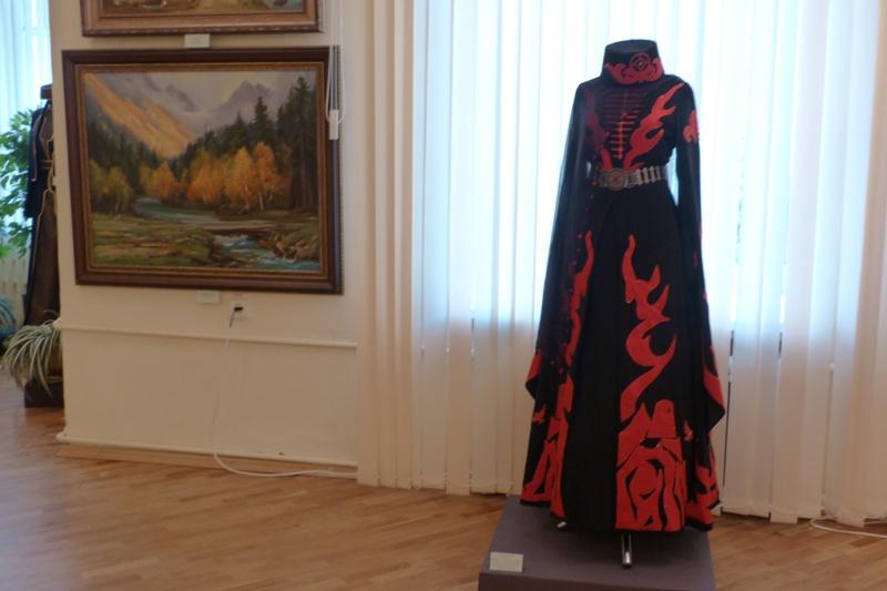 Городская картинная галерея, Черкесск