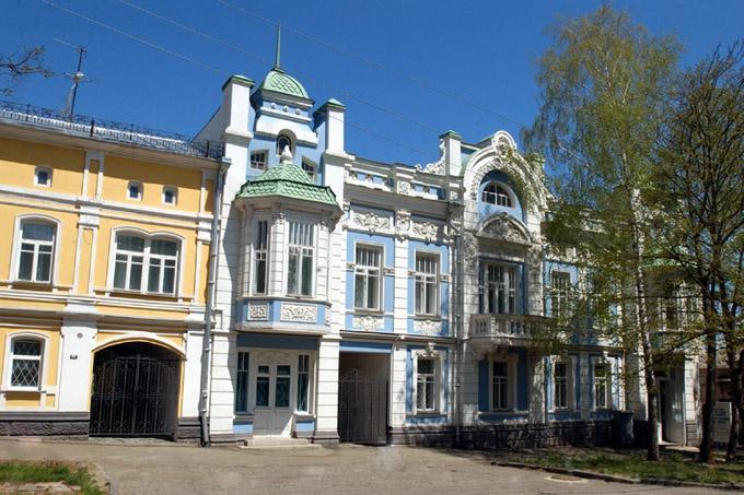 Краевой музей изобразительных искусств, Ставрополь