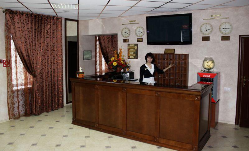 Гостиница «Юбилейная», Сызрань