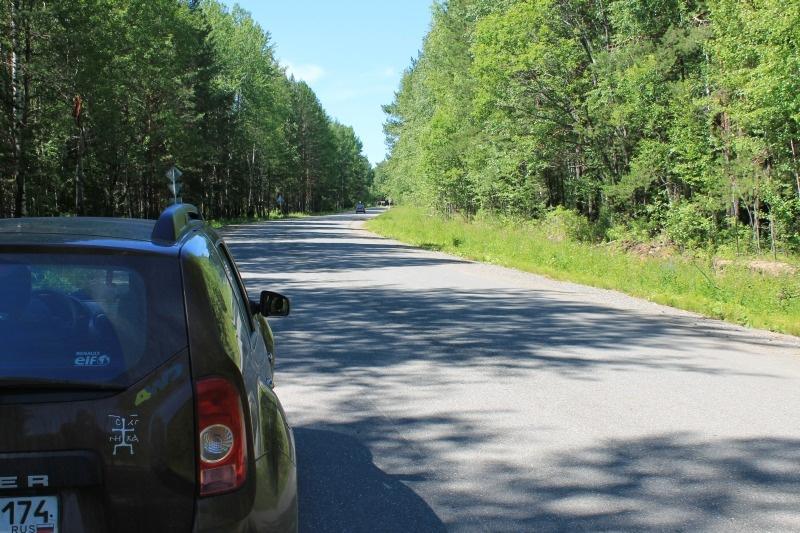 Автодороги Соликамска