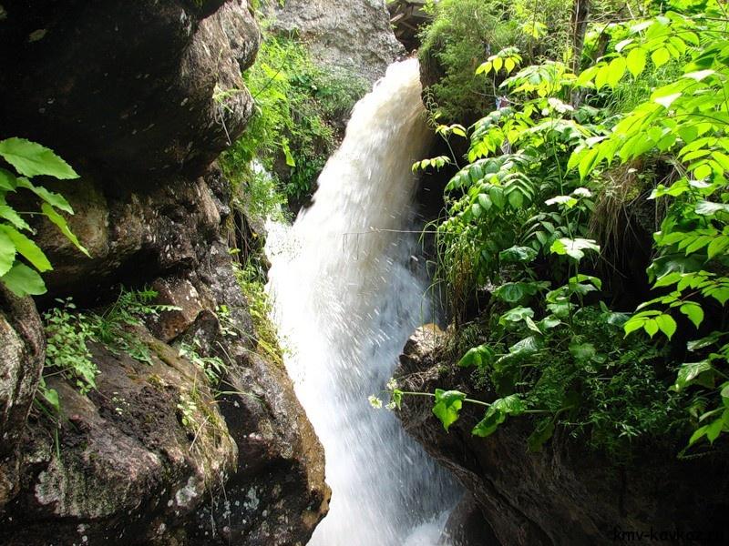 Медовые водопады, Кисловодск