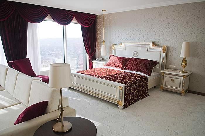 Отель «Грозный-Сити», Грозный