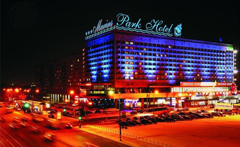 Отель «Маринс Парк», Нижний Новгород