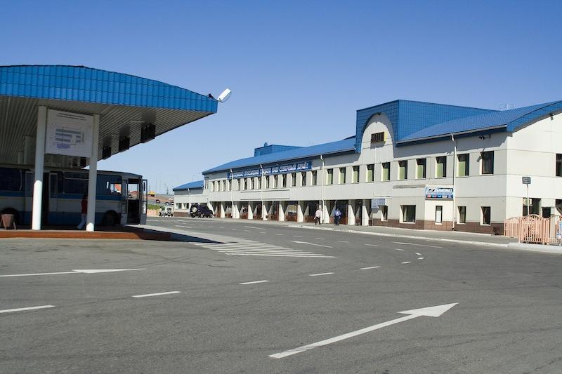 Автобусный вокзал Сургута