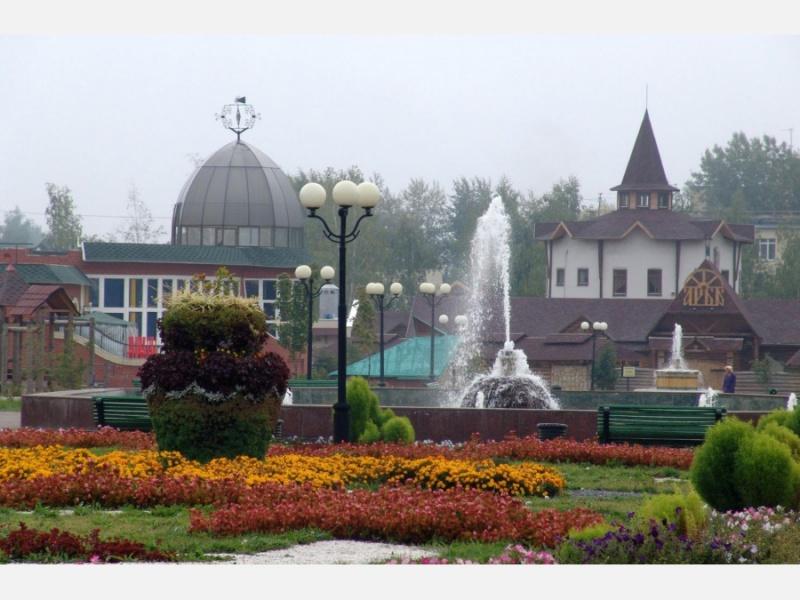 Сквер Лемаева, Нижнекамск