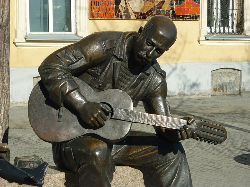 Памятник «Чёрный тюльпан», Челябинск