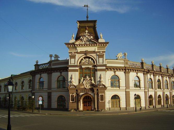 Гостиный двор, Казань
