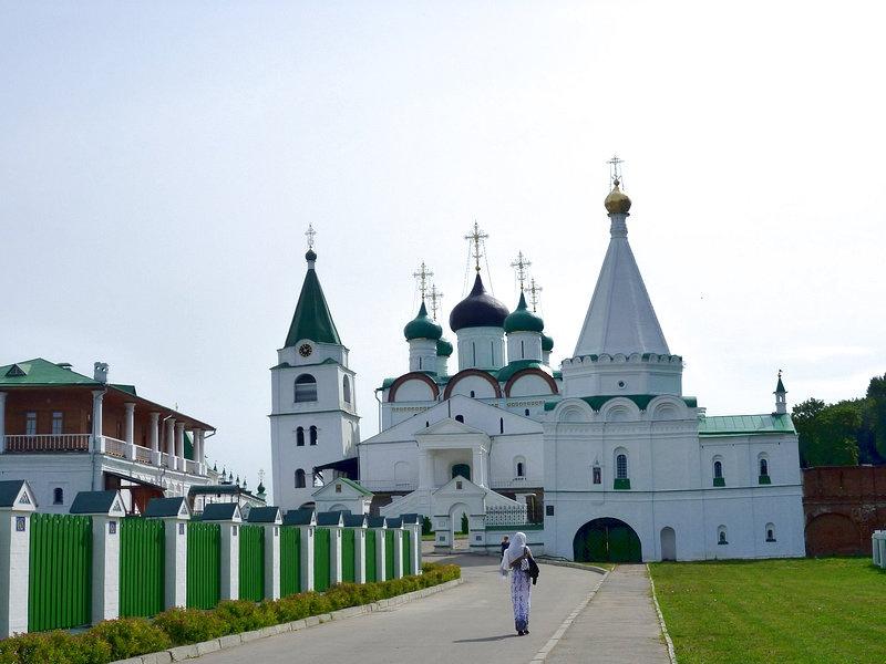 Вознесенско-Печерский монастырь, Нижний Новгород