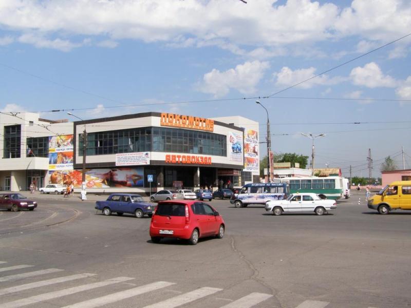 Автобусный вокзал Магнитогорска