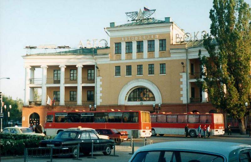 Автовокзал Пятигорска