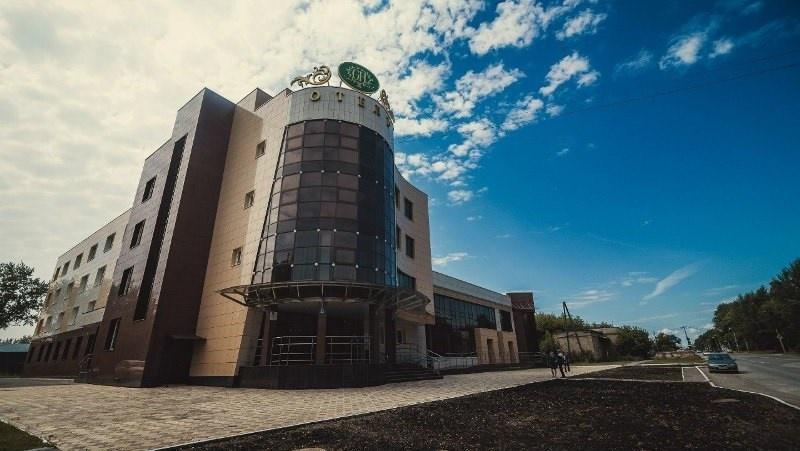 Гостиница «GreenHall», Каменск-Уральский