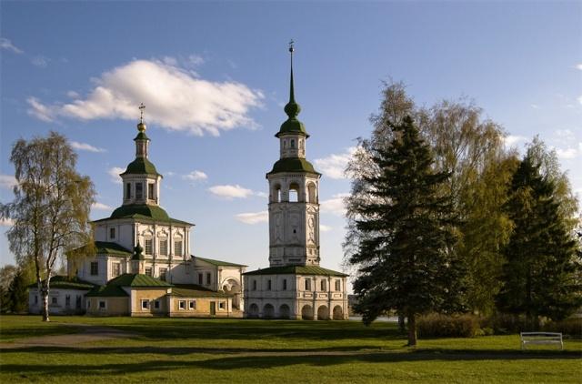 Церковь Николы Гостинского, Великий Устюг