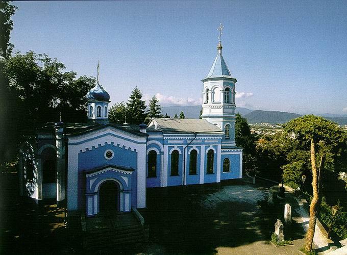 Церковь Рождества Пресвятой Богородицы, Владикавказ