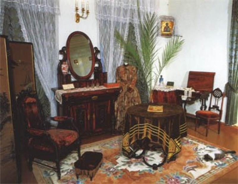 Музей «Дом Машарова», Тюмень
