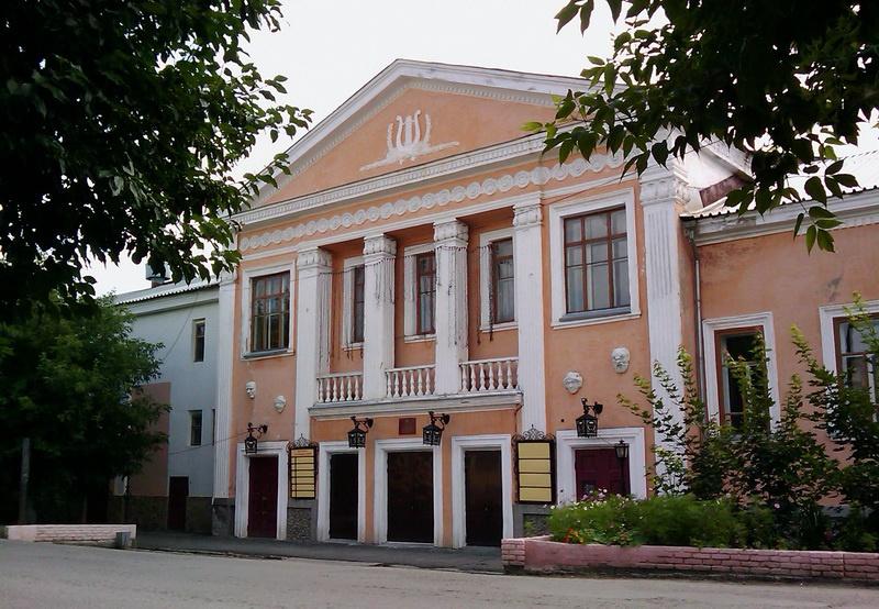 Шадринский драматический театр