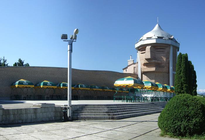 «Ресторан Сосруко», Нальчик