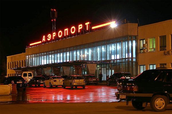 Аэропорт Нижнего Новгорода