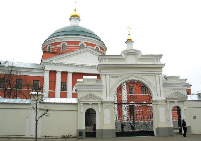 Крестовоздвиженский храм, Казань