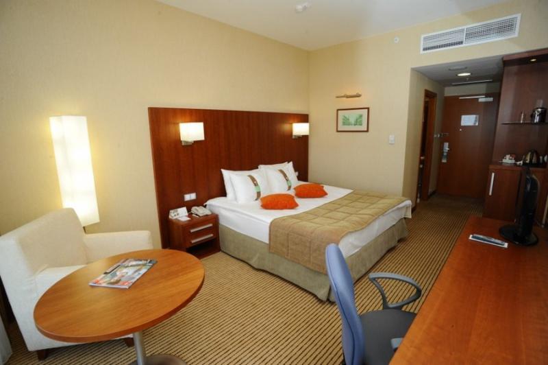 Отель «HoidayInnSamara», Самара