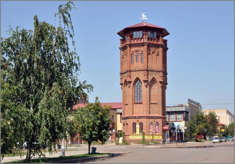 Водонапорная башня, Бузулук
