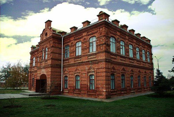 Старинная школа, Волжский