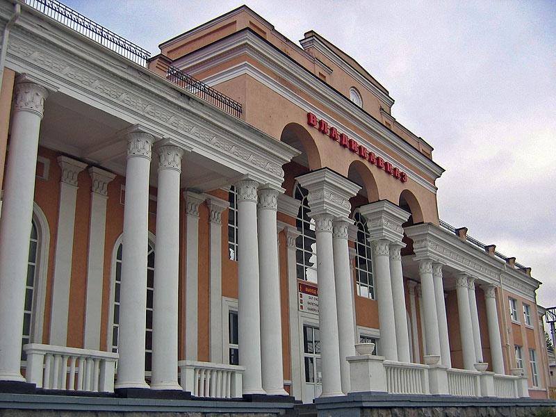 Железнодорожный вокзал Владикавказа